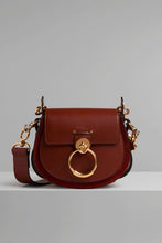 Chloè Tess small sepia brown front