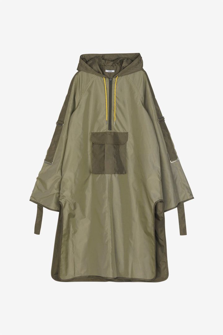 Aspen Hooded Anorak