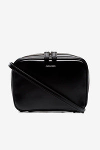 Small shoulder bag in black from Jil Sander