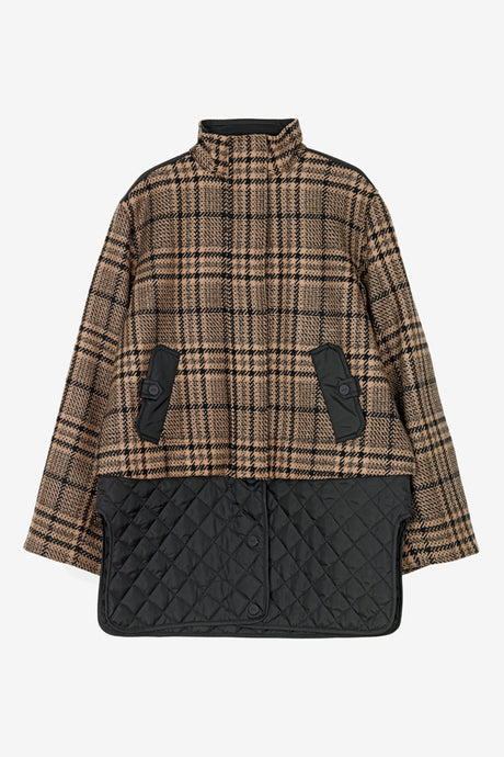 Tech/Wool Jacket