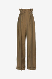 High waisted pants from Acne Studios with wide legs