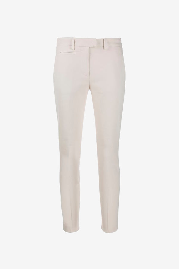 Slim fit pants from Dondup with a cropped length