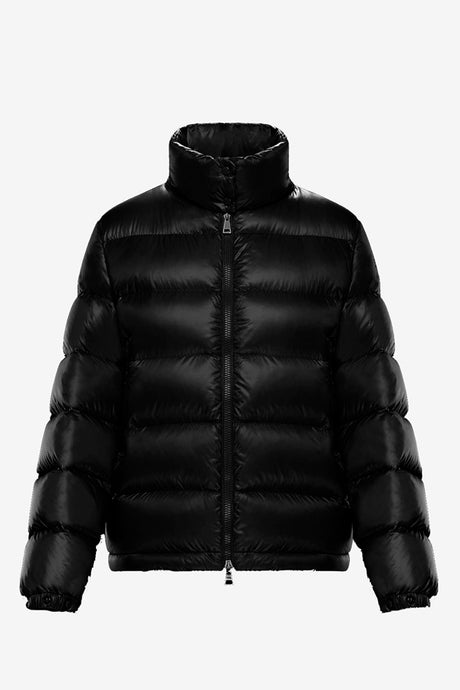 Warm down-jacket from Moncler in black