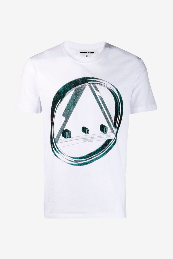 Crew Tee Optic from McQ