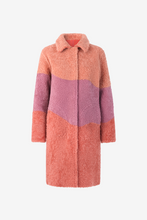 Birger Christensen Shearling lamb coat