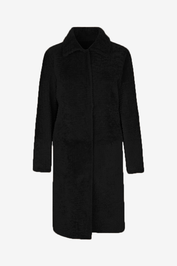 Odelia Shearling coat