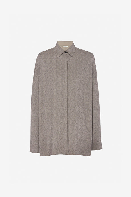 Big Sisea Shirt from The Row, an oversized button-down shirt