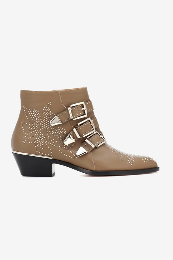 Susannah Boot Maple Brown
