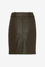 Flora Skirt Leather