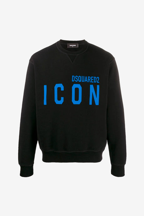 Blue Icon Sweatshirt