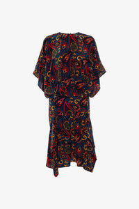 printed cotton dress from JW Anderson