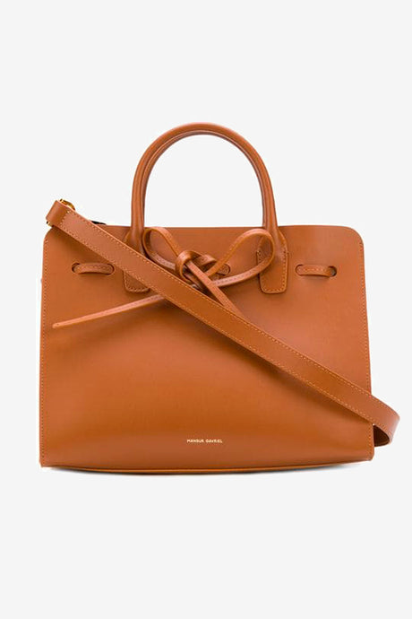 Brown totate bag