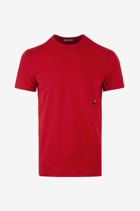 Moncler red Men's t-shirt