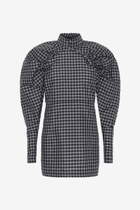 Number 1 - Grey Check