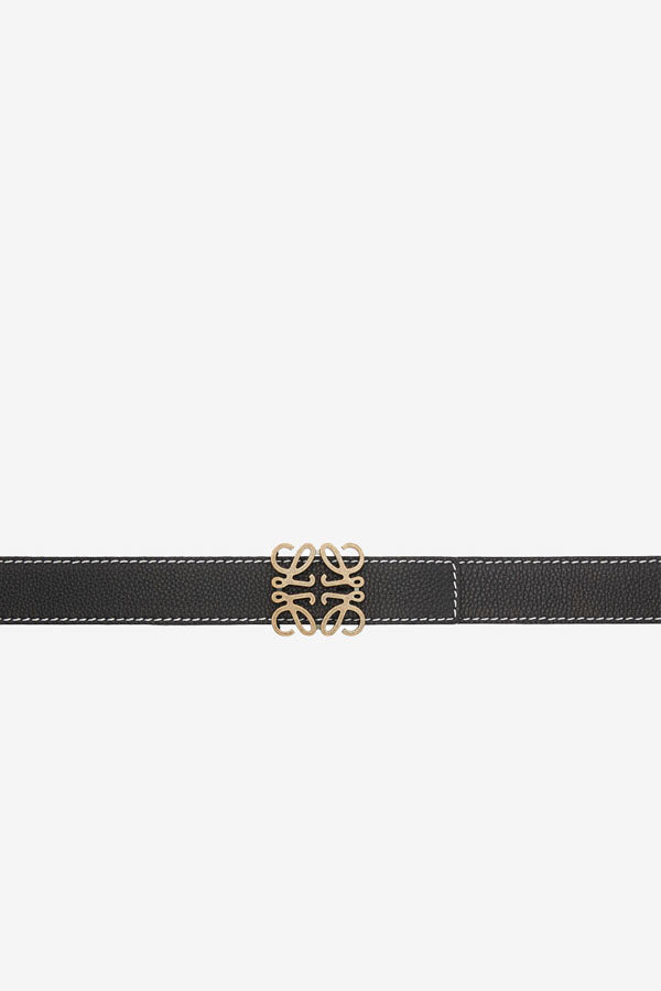 3,2CM wide belt from Loewe with Anagram pin buckle