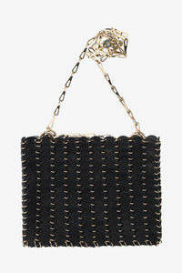 Scale Effect Shoulder Bag