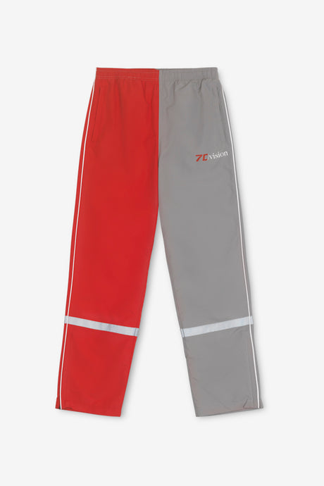 Two-colored track pants from 7 DAYS