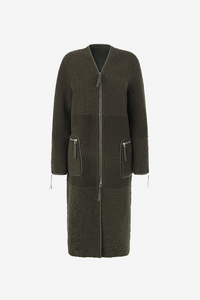 Ross Shearling Coat