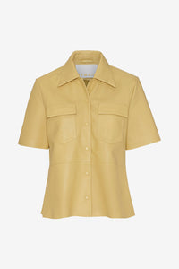 Siena SS Shirt Yellow