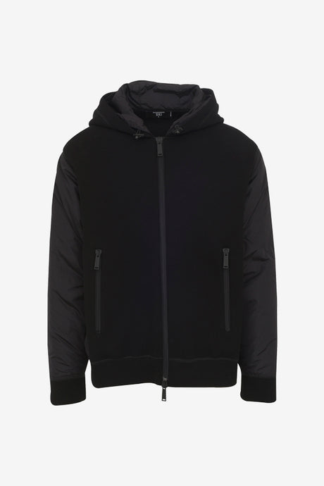 Ski Patch Hooded Jacket