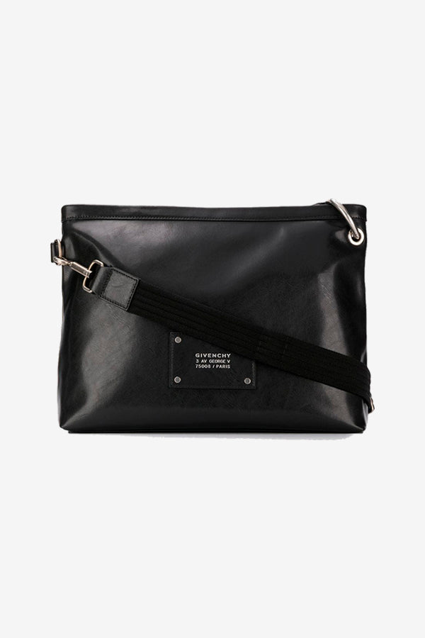 Bottom Logo Messenger Bag