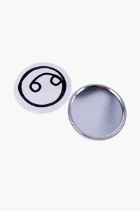 Swirl Pocket Mirror