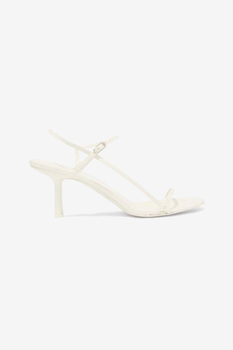 The Row Bare Sandal white hvid