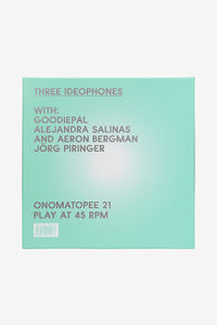 Three Ideophones
