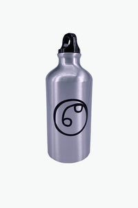 Swirl Water Bottle - Aluminium