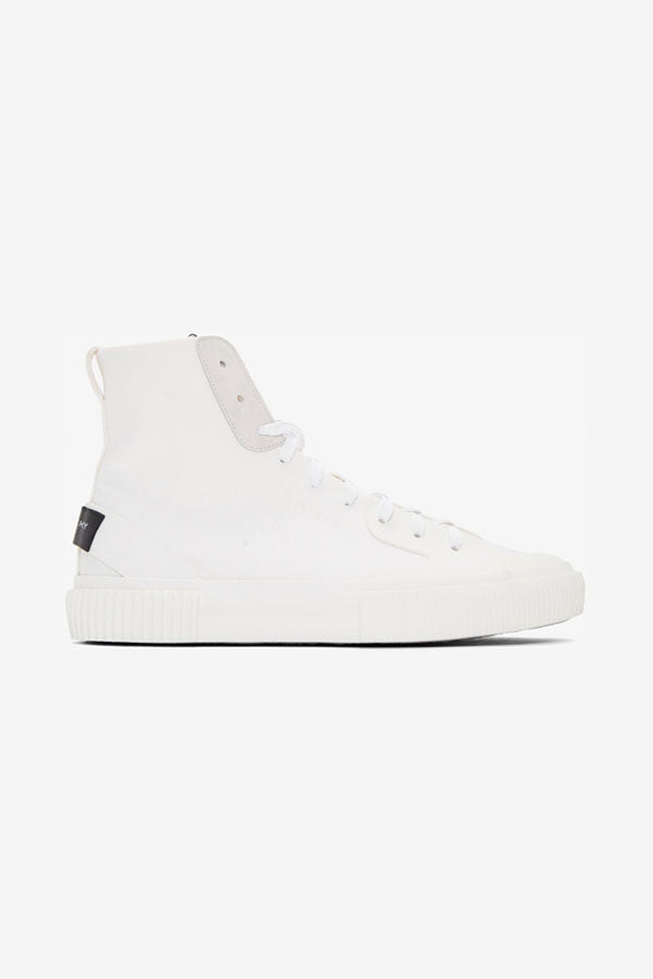 White Tennis Light mid-top
