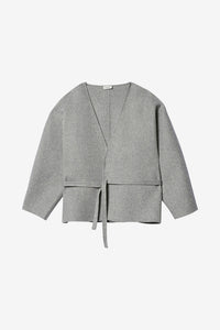 Lunel Light Grey Jacket