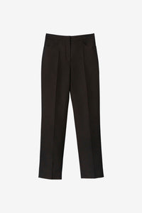 Black Suit Pants from Toteme