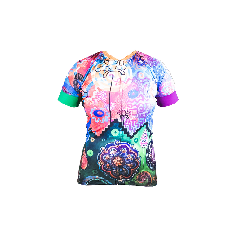 Blossoming Short Sleeve Jersey