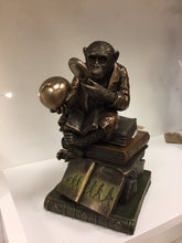 Darwin Monkey Figurine