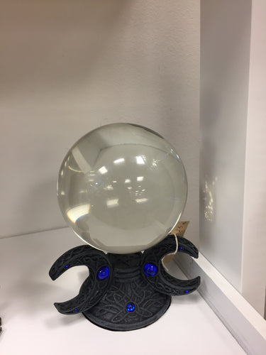 Crystal Ball Display Stand