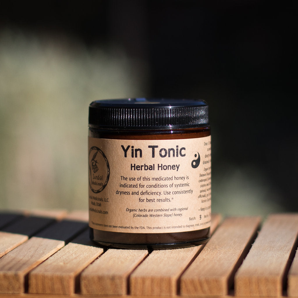 Yin Tonic Honey