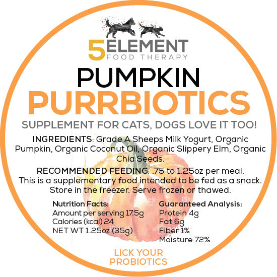 Pumpkin Purrbiotic