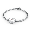 Image of Bitty Ballerina Heart Charms