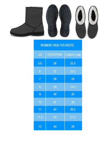 Ballet Terms Winter Boots