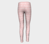 Image of Ballet Terms Youth Leggings