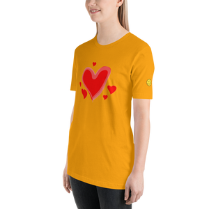 LOVELY SHORT SLEEVE T-SHIRT
