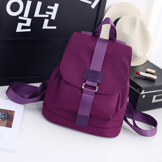 NYLON FASHION BACKPACK