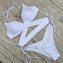 HOT!! BIKINI SET PATCHWORK