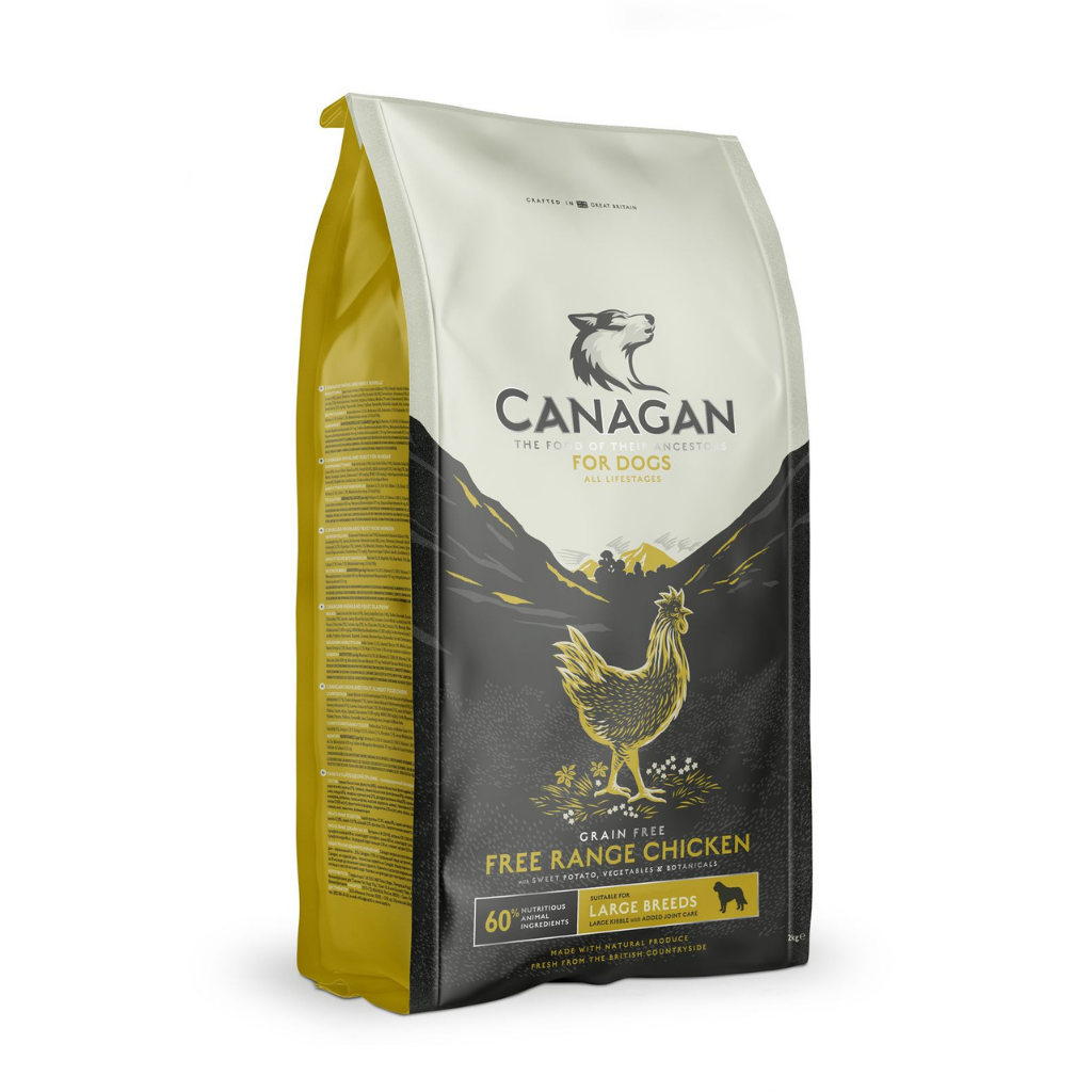 Canagan Large Breed Free Run Chicken For Dogs