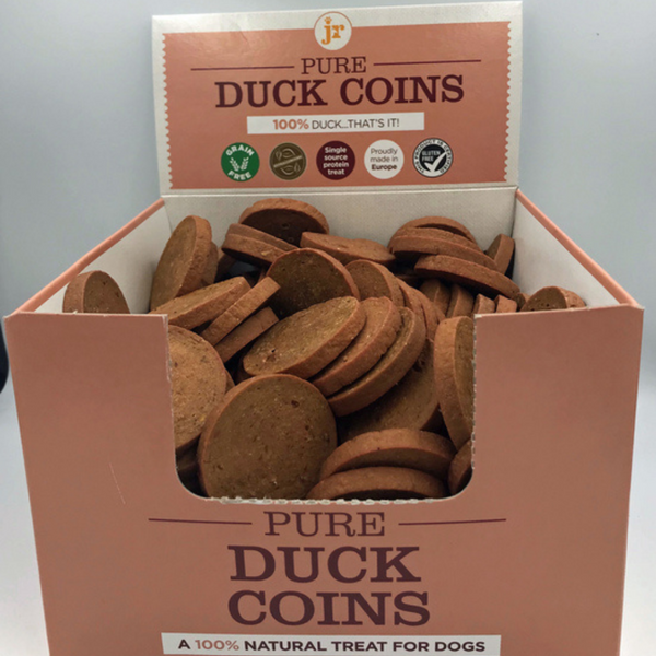 JR Pet Products - Pure Coins (click for more flavours)