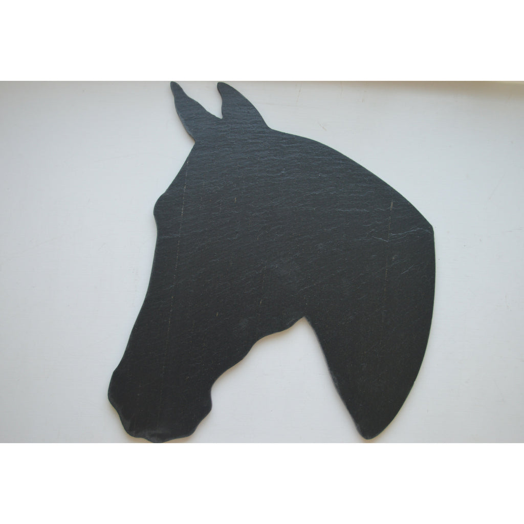 Slated - Beautiful Designs in Slate :: Horse - Dixie Doodles Pet Shop