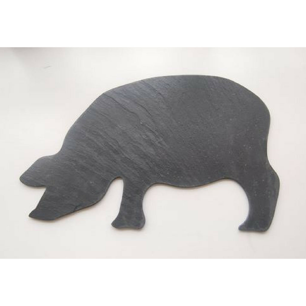 Slated - Beautiful Designs in Slate :: Pig - Dixie Doodles Pet Shop