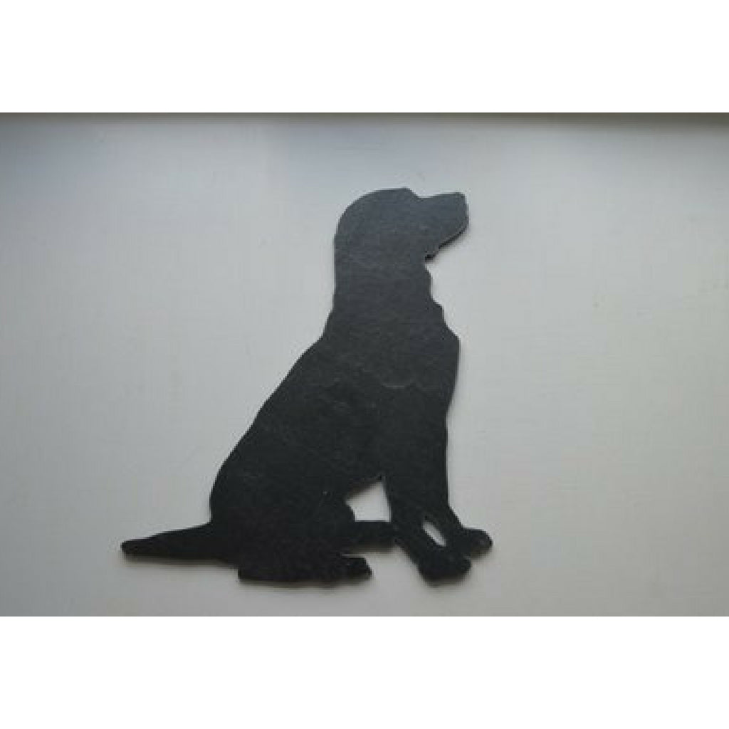 Slated - Beautiful Designs in Slate :: Labrador - Dixie Doodles Pet Shop