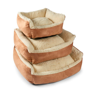 Bronte Glen Merino Wool Box Bed