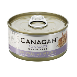 Canagan Cat Chicken Cans - Dixie Doodles Pet Shop